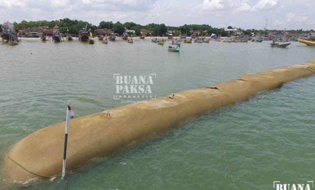 Foto Drainage Cell Tanjung Selor