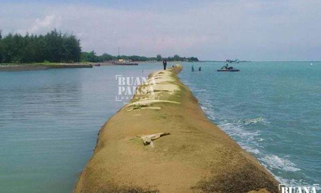 Presentasi Geomembran LDPE Tanjung Selor